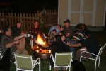 Missional Community Fire Pit Chillaxer