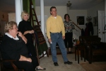 Family Wii at Thanksgiving