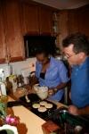 Pancake School's First Student - Selah