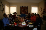 Christmas Morning Brunch with the Coleman's