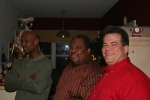 NYE - Demetrius, Wally and Louis