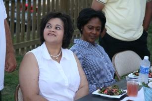 Rhonda and Lisa